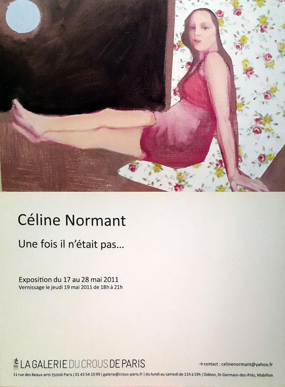 Galerie du Crous de Paris 2011
