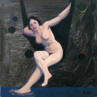Clair-de-lune-20-x-20-cm-huile-sur-toile