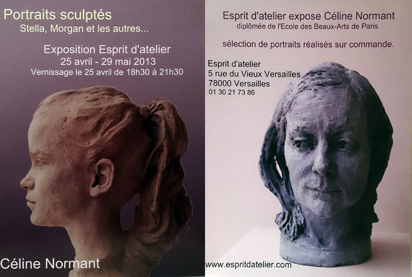 Esprit d'atelier 2013, Versailles