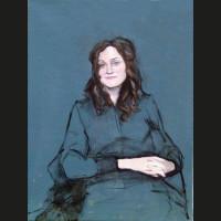 Sophia huile sur toile, 35 x 27 cm, 2007